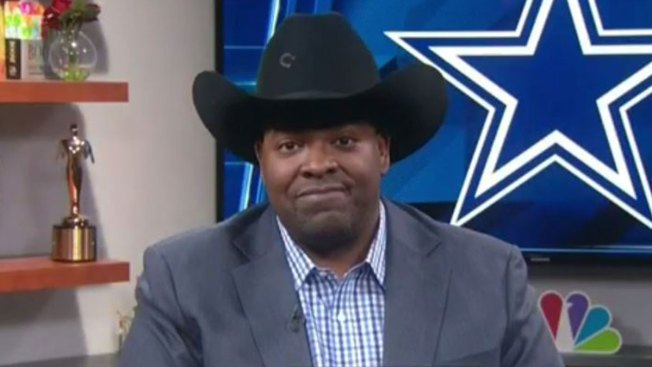 Newy Scruggs Takes Offense to Comparing Dallas Cowboys Offensive Line to The Hogs