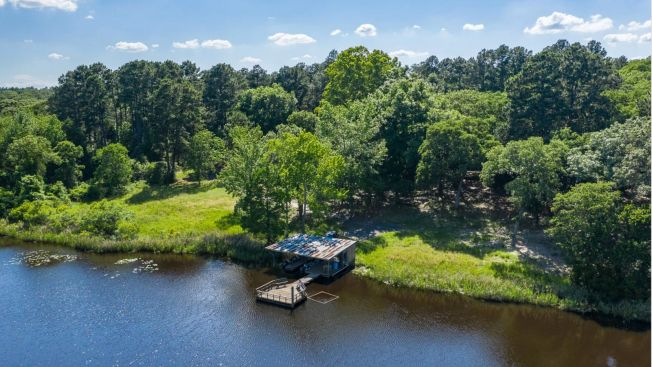 East Texas Gangster Hideout That's Up for Grabs Will Set You Back Almost $12 Million