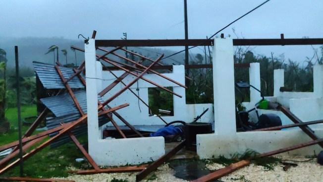 Typhoon Crumbles Homes, Kills 1 in Northern Mariana Islands