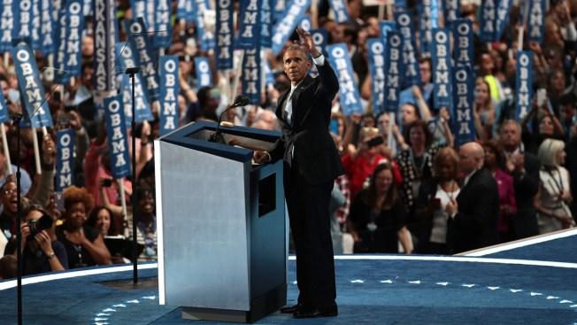 Transcript: President Barack Obama Addresses the Democratic National Convention