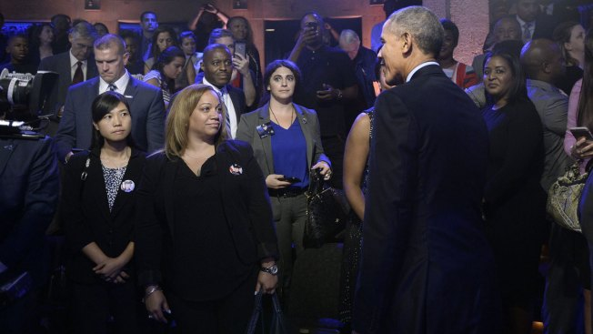Obama Confronts Race Issues Bigger Than Police at Town Hall