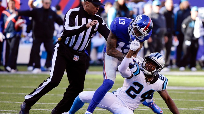 NFC East Watch: Beckham Loses Mind, Faces Suspension