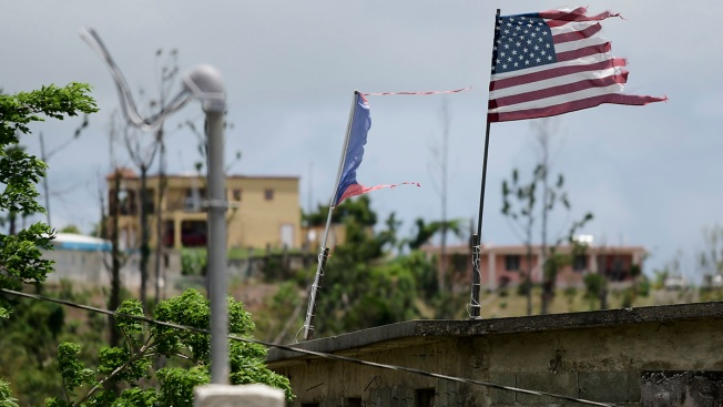 AP Fact Check: Trump Misstates Hurricane Aid for Puerto Rico
