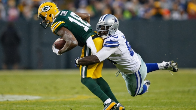 Cowboys Optimistic McClain, Claiborne Could Return at Buffalo
