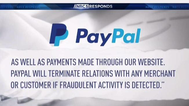 consumer fights for paypal refund after scam nbc 5 dallas fort worth