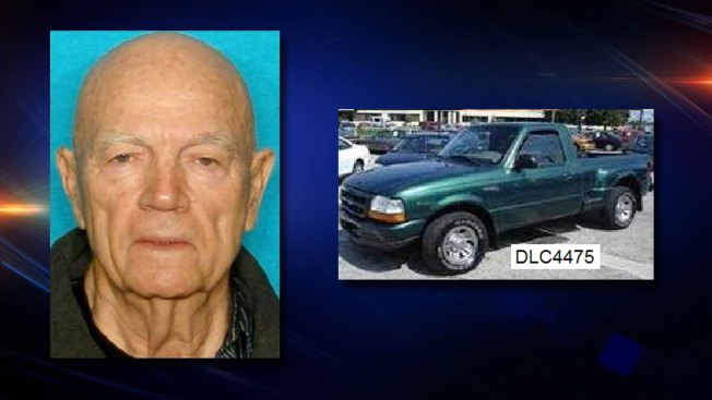 Silver Alert Discontinued for Missing Whitewright Man