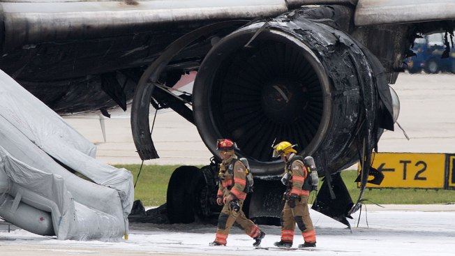Jet That Burned in Fla. Had Fuel Supply Line Issue: NTSB