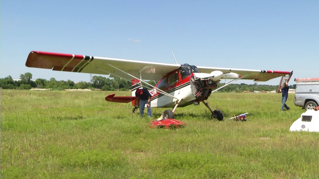 Pilot Safe After Emergency Landing in Fort Worth