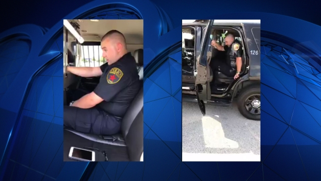 Officer Sits in Hot Car for 45 Minutes to Teach a Lesson