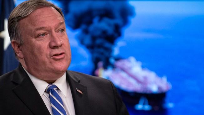 US, Iran Voice Resolve in Brinkmanship, Say War Not Sought