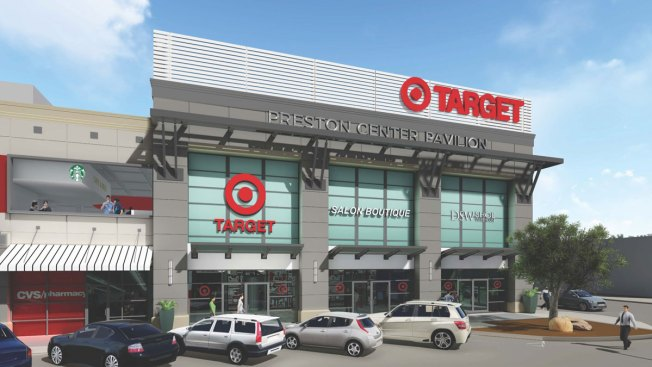 First DFW 'Small-Format' Target Store Coming to Dallas in 2018