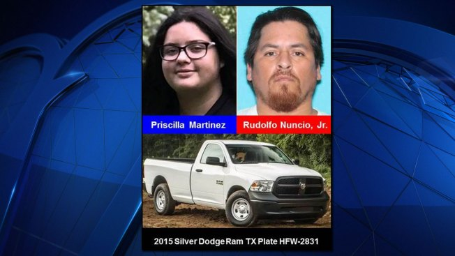 Amber Alert issued for 13-year-old Texas girl