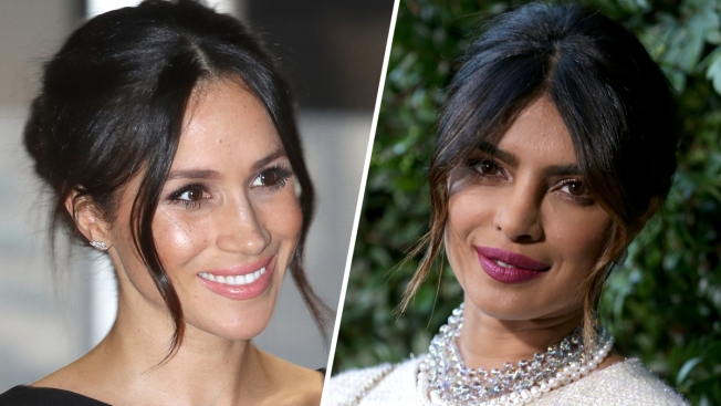 Priyanka Chopra Defends Meghan Markle and Calls Her a Victim of Racism