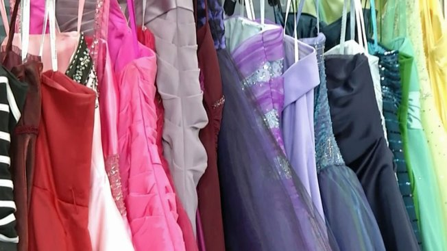 Dallas Public Library Gives Away Prom Dresses With Fairy Tale