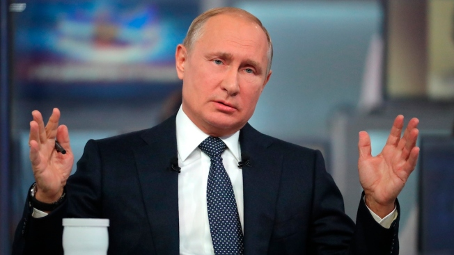 Putin Says Willing to Meet Trump Whenever US Is Ready