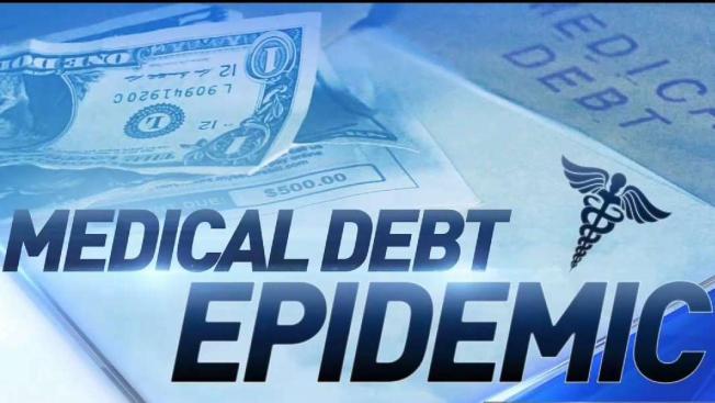 North Texans React to Medical Debt Crisis, NBC 5 Initiative