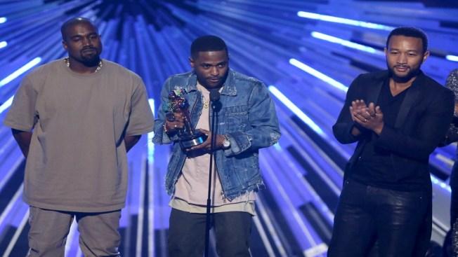 Kanye West, John Legend Dance Together at Baby Shower After Twitter Drama