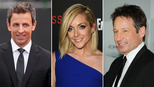 David Duchovny, Jane Krakowski and Seth Meyers to Host Red Nose Day Special