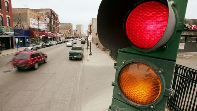 Gov  Abbott Signs State Ban on Red-Light Traffic Cameras - NBC 5
