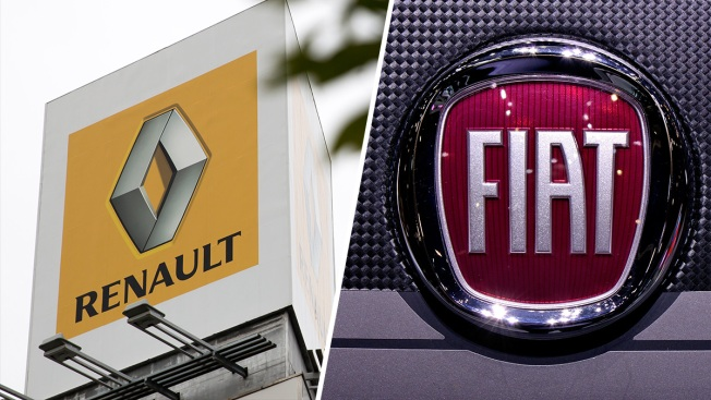 New Auto Giant? Fiat Chrysler Wants to Merge With Renault
