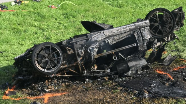 Grand Tour host Richard Hammond injured in crash