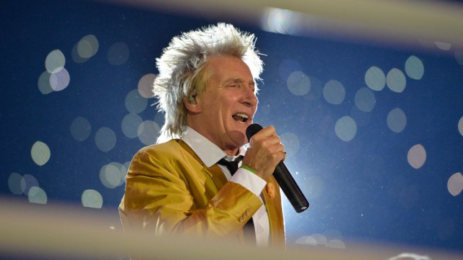 Call Him 'Sir': Rod Stewart Knighted by Queen