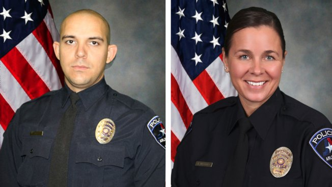 Identities of Officers Involved in Arlington Shooting Released