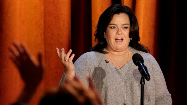 """Rosie O'Donnell Leaving """"The View"""" After Second Stay"""