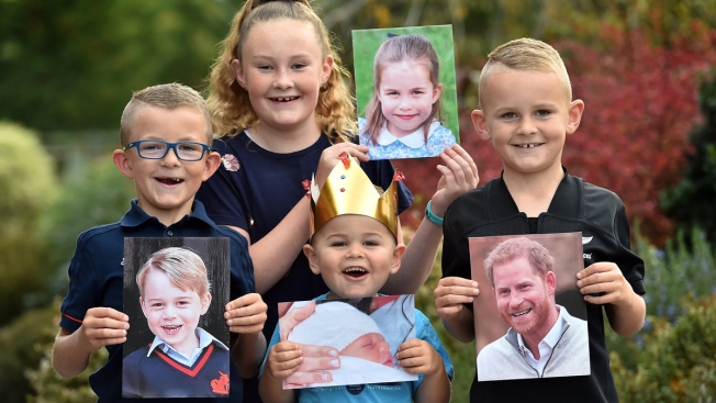 British Royals Keep Naming Kids After These New Zealand Kids