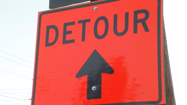 Eastbound US Highway 175 Closure Extended Due to Weather