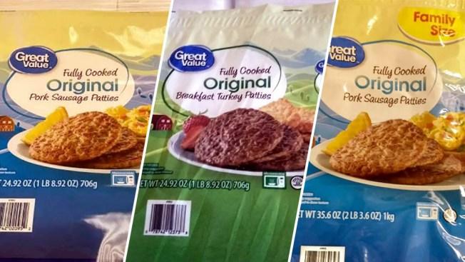 USDA Recalls Sausage Patties Manufactured in Tennessee for Salmonella Risk