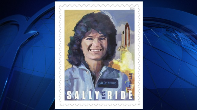 First American Woman In Space Gets Forever Stamp Nbc 5 Dallas Fort