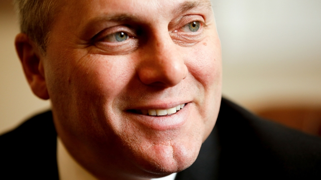 Majority Whip Steve Scalise discharged from hospital after almost 6 weeks