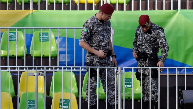 Rio Organizers Apologize to Spectators for Long Lines at Olympic Park