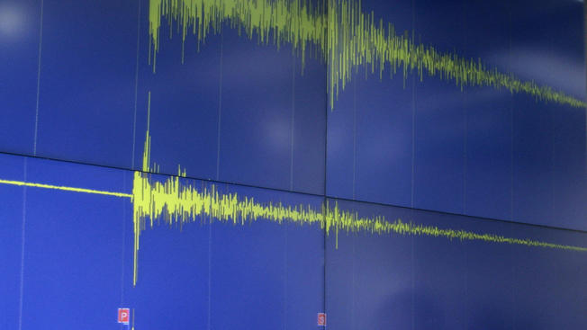 Two Earthquakes Rattled North Texas Monday