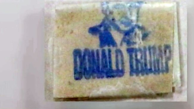 Art of the Drug Deal? Seized Heroin Bore Trump's Image