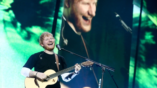 Ed Sheeran Announces 18-Month Break From Live Performing