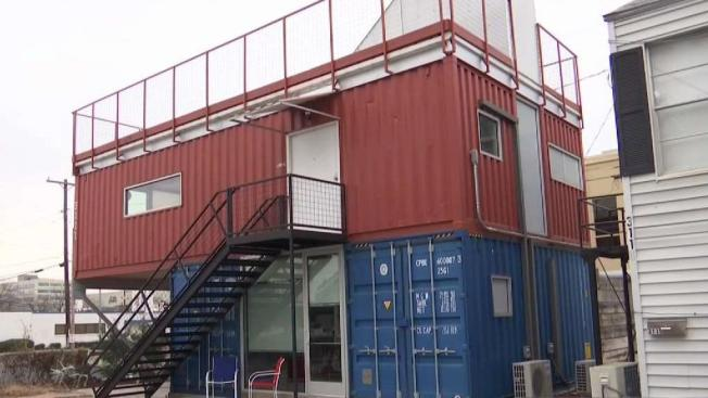 North Texans Turning Cargo Containers Into Homes - NBC 5 Dallas-Fort ...