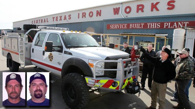 Brothers Killed in West Explosion Honored