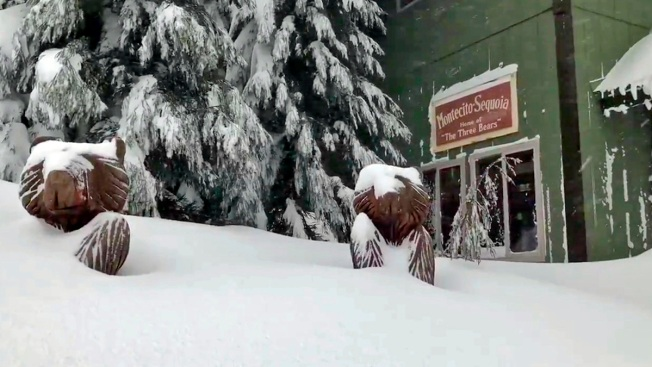 Snowbound California Guests Freed After 5 Days at Lodge
