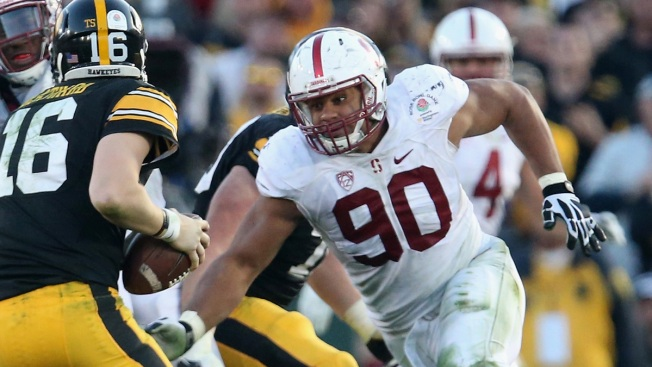 Scouting the NFL Draft: Stanford DL Solomon Thomas