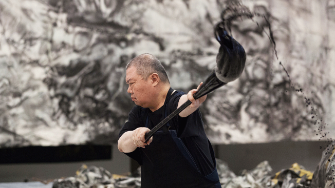 Crow Museum Showcases Contemporary Chinese Artist Working in Dallas
