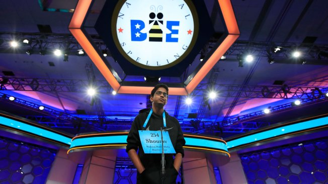 Restless Days and Sleepless Nights: Spelling Bee Takes Toll