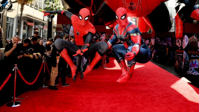 'Spider-Man' Does Victory Lap Over 'Crawl,' 'Stuber'