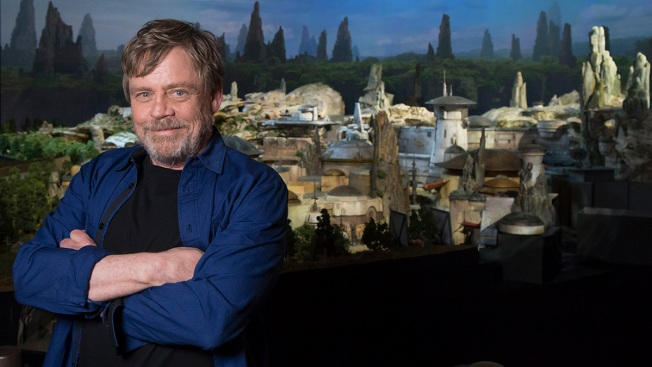 Disney's Massive, $1 Billion Star Wars Theme Park in California  Is Getting Ready to Open