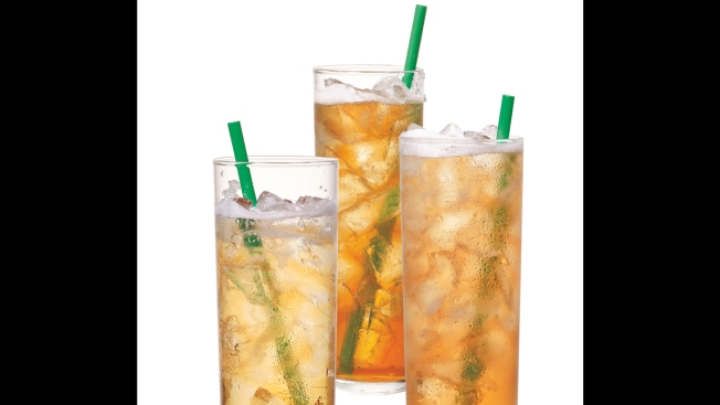 Starbucks Introduces New Iced Teas With 'Free Tea Friday' Promo