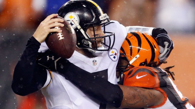 Bengals-Steelers Provided Plenty of Wild Dramatics
