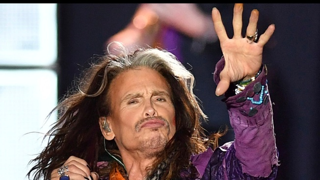 Aerosmith's Steven Tyler Talks Health After Tour Cut Short
