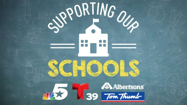 NBC 5 and Telemundo 39 School Supply Drive Results in $578K Collected to Help Local Students
