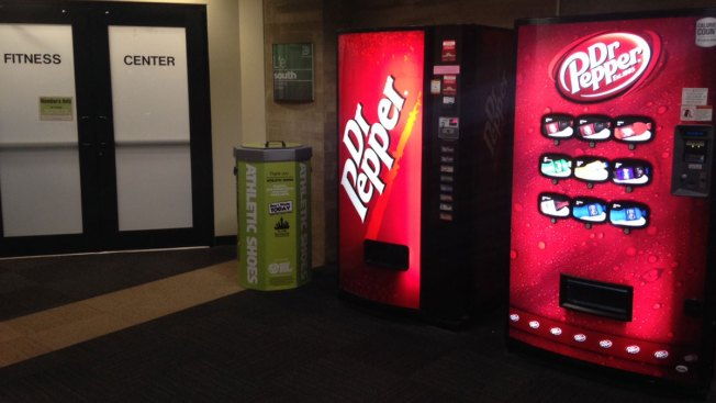 Soda Controversy at Dallas City Hall
